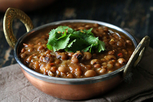 LENTILS, PULSES AND DRY FRUITS